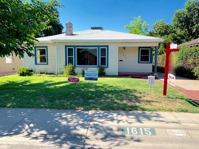 Stockton Single Family Home For Sale: 1615 Middlefield Avenue