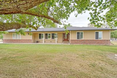 Stockton Single Family Home Contingent: 7181 Country Road