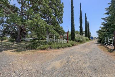 Sheridan Single Family Home For Sale: 2425 Karchner Road