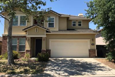 Rancho Murieta Single Family Home For Sale: 15516 Topspin Way