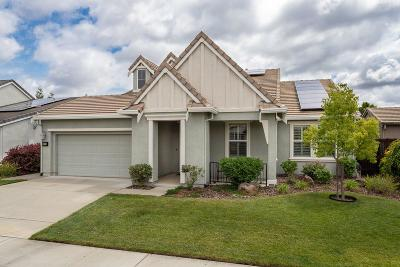 Roseville Single Family Home For Sale: 3152 Overton Way