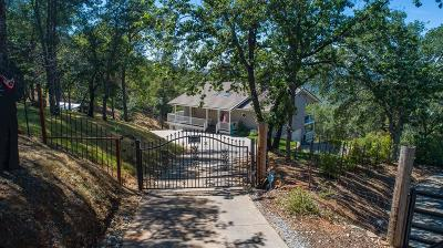 Placerville CA Single Family Home For Sale: $599,999