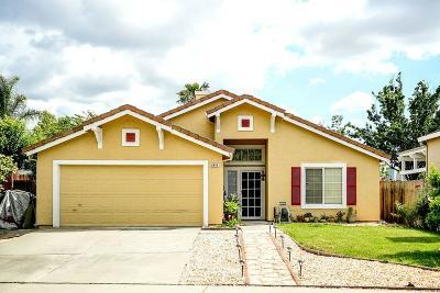 Elk Grove CA Single Family Home For Sale: $374,900