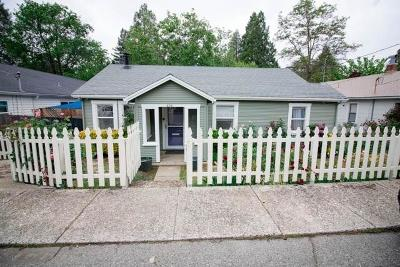 Grass Valley Single Family Home For Sale: 634 Le Duc Street