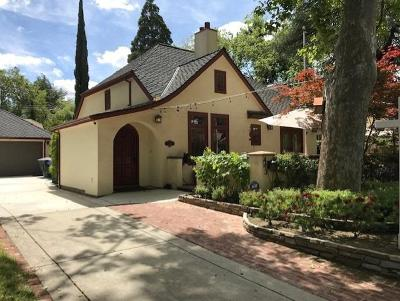 Sacramento Single Family Home For Sale: 443 33rd Street