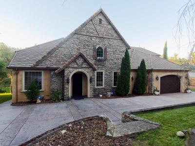 Granite Bay Single Family Home For Sale: 8337 Twin Rocks Road