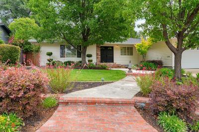 Roseville Single Family Home For Sale: 249 Jennifer Circle