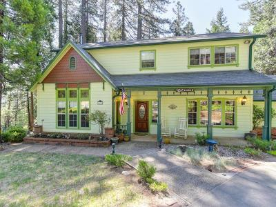 Pioneer Single Family Home For Sale: 26776 Sugar Pine