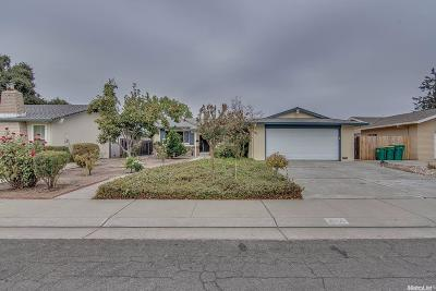 Stockton Single Family Home For Sale: 1125 Aberdeen Avenue