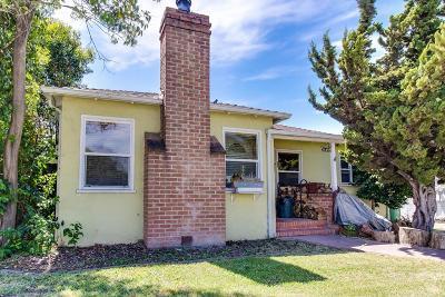 Hayward Single Family Home For Sale: 21495 Santos Street