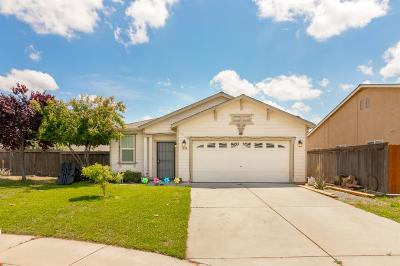 Modesto Single Family Home For Sale: 1808 El Sereno Court