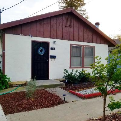Yolo County Single Family Home For Sale: 616 Clover Street