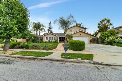 Santa Clara County Single Family Home For Sale: 6140 Meridian Avenue
