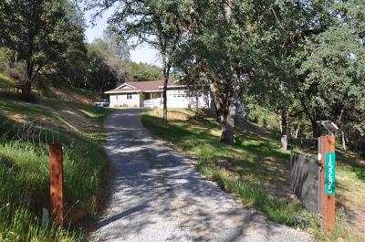 Auburn CA Single Family Home For Sale: $525,000