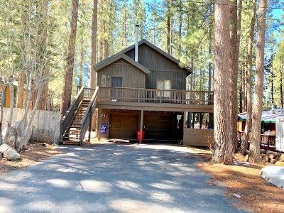Truckee Single Family Home For Sale: 12705 Lee Road