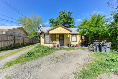 West Sacramento Multi Family Home For Sale: 540 Maple Street