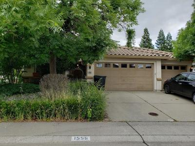 Roseville Single Family Home For Sale: 1556 Ledbury Street