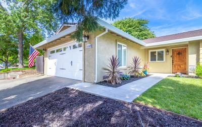 Citrus Heights CA Single Family Home For Sale: $395,000