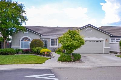 Stockton Single Family Home For Sale: 9833 Deep Water Lane