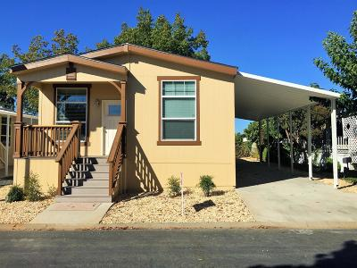 Sacramento Mobile/Manufactured For Sale: 160 Dutchess Way