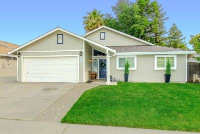 Yolo County Single Family Home For Sale: 1461 Springdale Drive