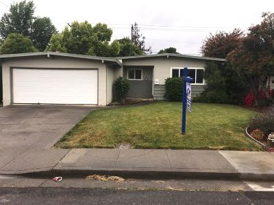 Single Family Home Pending Sale: 1319 Coolidge Street