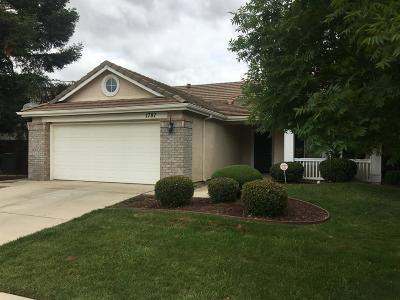 Merced Single Family Home For Sale: 1787 Edgewood Court