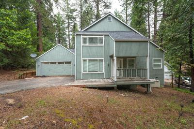 Pioneer Single Family Home For Sale: 26867 Silver Drive