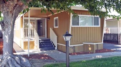 Turlock Mobile/Manufactured For Sale: 425 20th Century Blvd #A-17