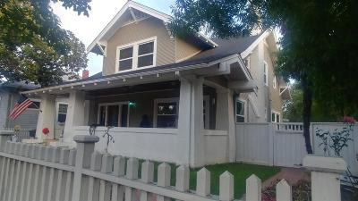 Stockton Single Family Home For Sale: 6 East Maple Street