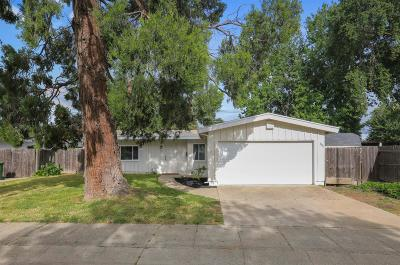 Lodi Single Family Home For Sale: 601 Sunset
