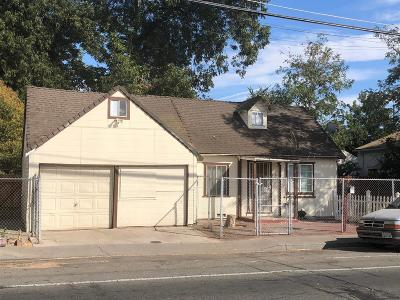 Sacramento Single Family Home For Sale: 4841 Martin Luther King Boulevard