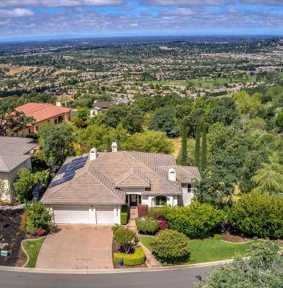 El Dorado Hills CA Single Family Home For Sale: $1,199,000