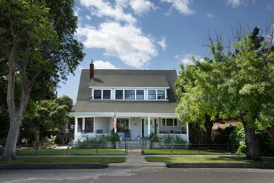 Colusa Single Family Home For Sale: 627 Jay Street