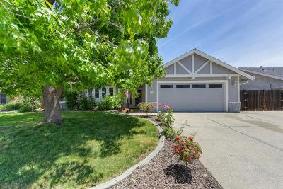 Roseville Single Family Home For Sale: 1347 Greenborough Drive