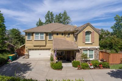 El Dorado Hills Single Family Home For Sale: 5008 Casina Place