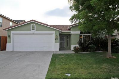 Riverbank CA Single Family Home For Sale: $350,000