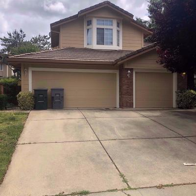Rocklin CA Single Family Home For Sale: $540,000