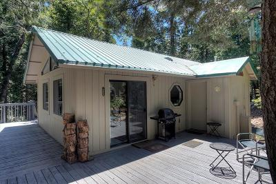 Nevada City Single Family Home For Sale: 37081 Rucker Lake Road