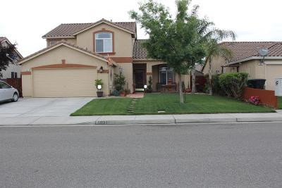 Livingston Single Family Home For Sale: 1031 Fernwood Way