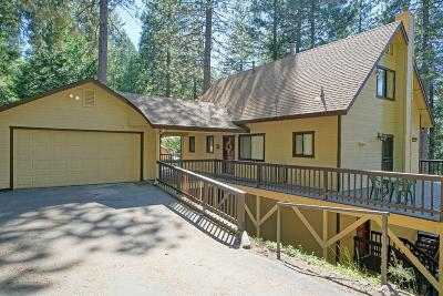 El Dorado County Single Family Home For Sale: 5218 Woodhaven Drive
