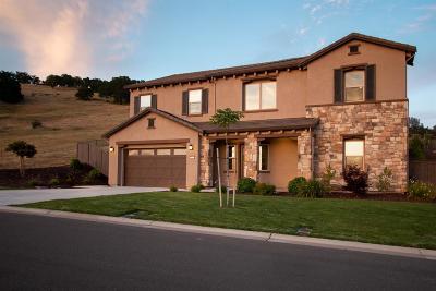 El Dorado Hills CA Single Family Home For Sale: $849,000