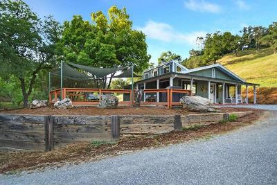 Amador County Single Family Home For Sale: 7300 Middle Bar Road