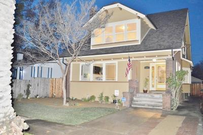Sacramento Single Family Home For Sale: 2315 W Street