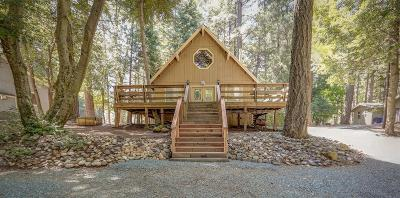 Nevada City Single Family Home For Sale: 15473 Cascade Drive
