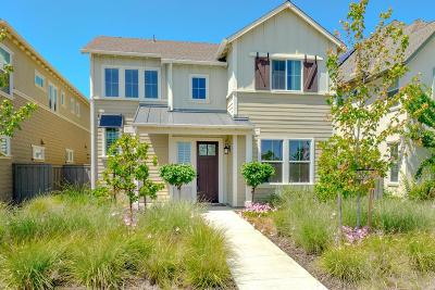 Davis Single Family Home For Sale: 1809 Cannery Loop