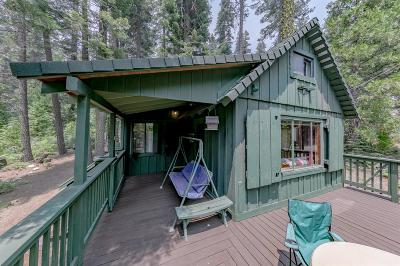 El Dorado County Single Family Home For Sale: 6211 41 Mile Stone Road #19