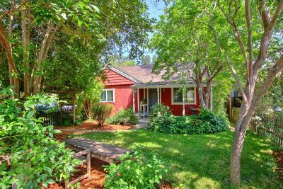 Citrus Heights Single Family Home For Sale: 7521 Park Dr