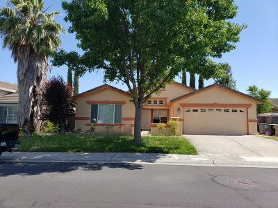 Elk Grove Single Family Home For Sale: 6620 Eskridge Way