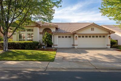 El Dorado Hills Single Family Home For Sale: 4318 Lafayette Drive